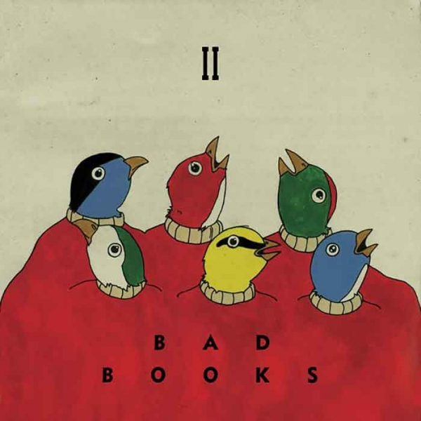 Bad Books II cover art