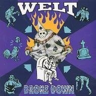 Welt Broke Down Cover Art