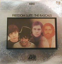 The Rascals Freedom Suite Cover Art
