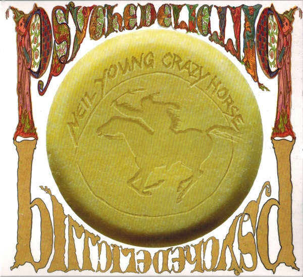 Crazy Horse Psychedelic Pill cover art