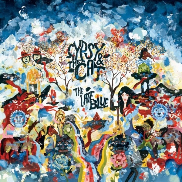 Gypsy & The Cat The Late Blue Cover Art