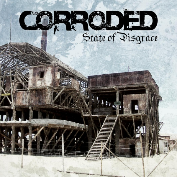 Corroded State of Disgrace Cover Art