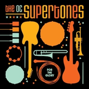 The O.C. Supertones For the Glory Cover Art