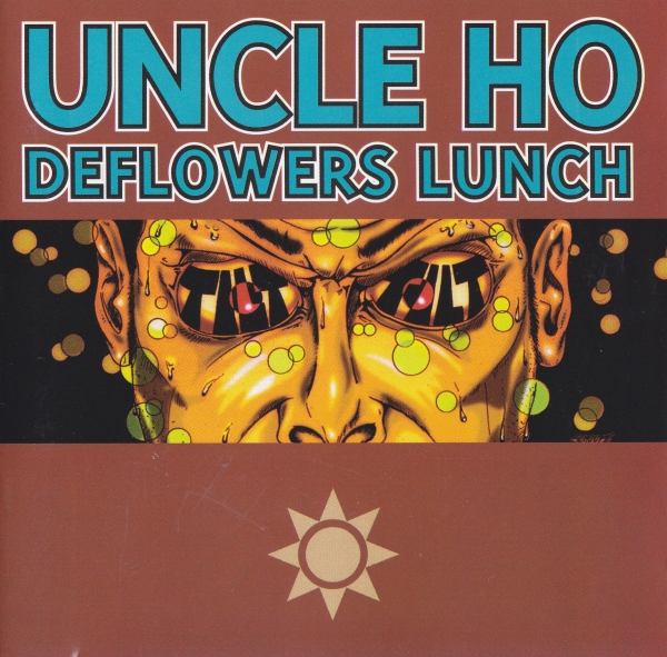 Uncle Ho Deflowers Lunch Cover Art