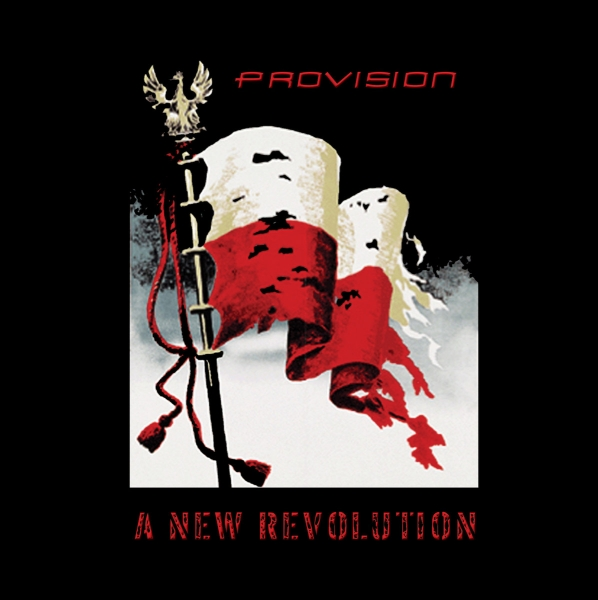 Provision A New Revolution Cover Art