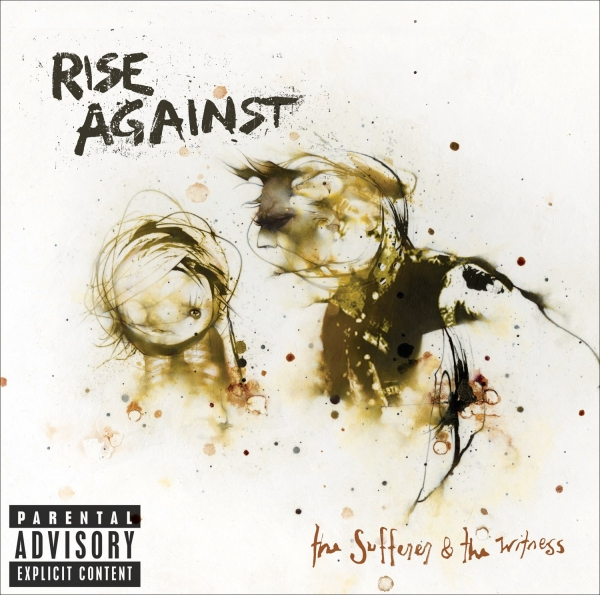 Rise Against The Sufferer & the Witness cover art