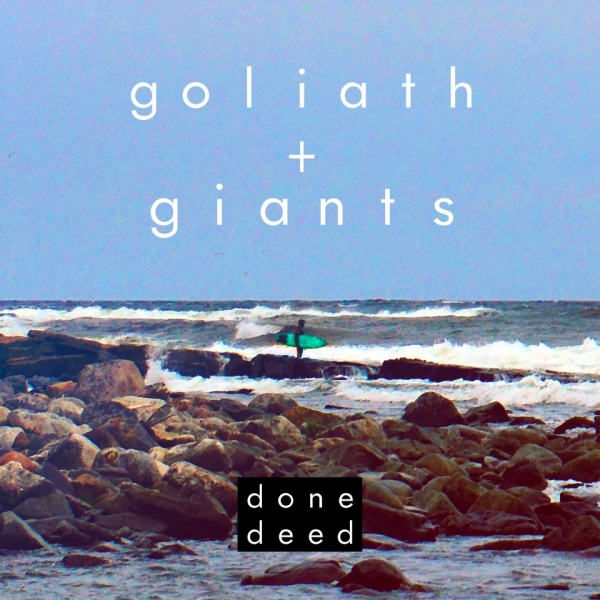Goliath and the Giants Done Deed cover art