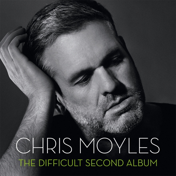 Chris Moyles The Difficult Second Album Cover Art