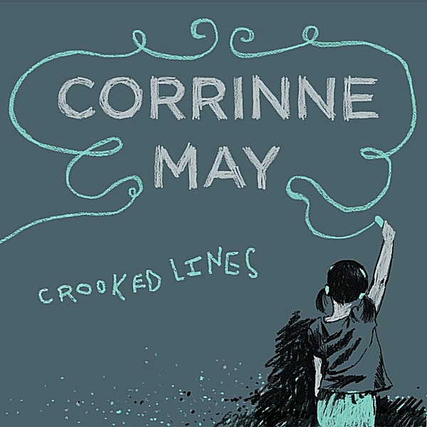 Corrinne May Crooked Lines cover art