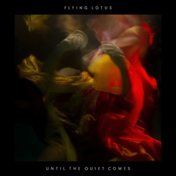 Flying Lotus Until the Quiet Comes Cover Art
