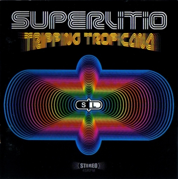 Superlitio Tripping Tropicana cover art