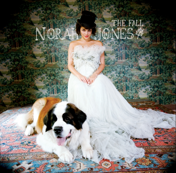 Norah Jones The Fall cover art