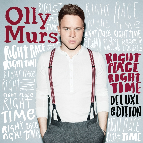 Olly Murs Right Place Right Time Cover Art