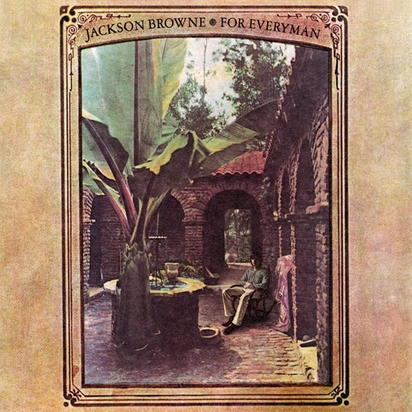 Jackson Browne For Everyman cover art