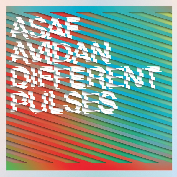 Asaf Avidan Different Pulses Cover Art