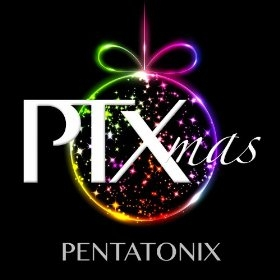 Pentatonix PTXmas cover art