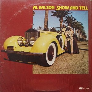 Al Wilson Show and Tell Cover Art