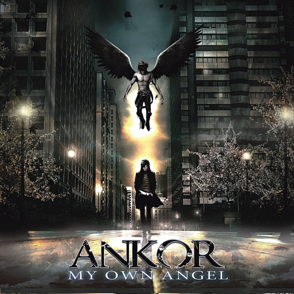 Ankor My Own Angel cover art