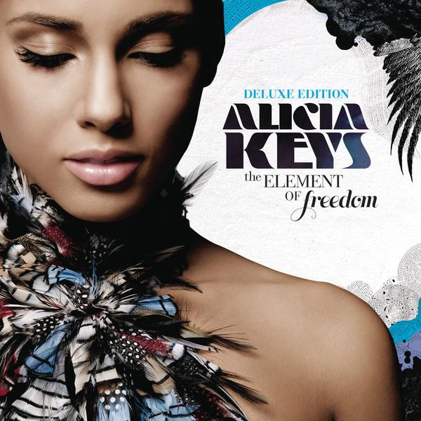 Alicia Keys The Element of Freedom cover art