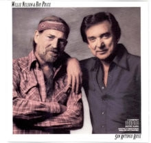 Ray Price San Antonio Rose cover art