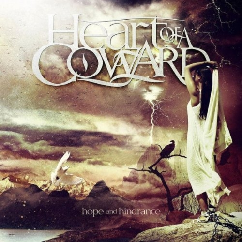 Heart of a Coward Hope and Hindrance cover art