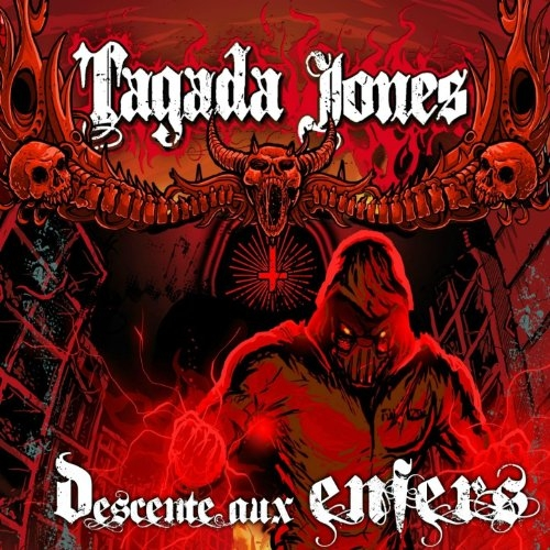 Tagada Jones Descente aux enfers cover art