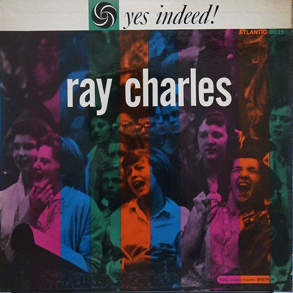 Ray Charles Yes Indeed! cover art
