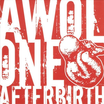 Awol One Afterbirth Cover Art