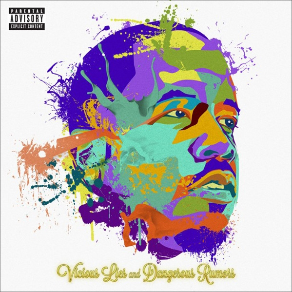 Big Boi Vicious Lies and Dangerous Rumors Cover Art