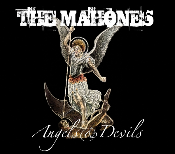 The Mahones Angels & Devils Cover Art