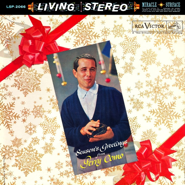 Perry Como Season's Greetings From Perry Como cover art