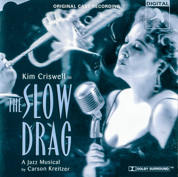 Kim Criswell The Slow Drag cover art