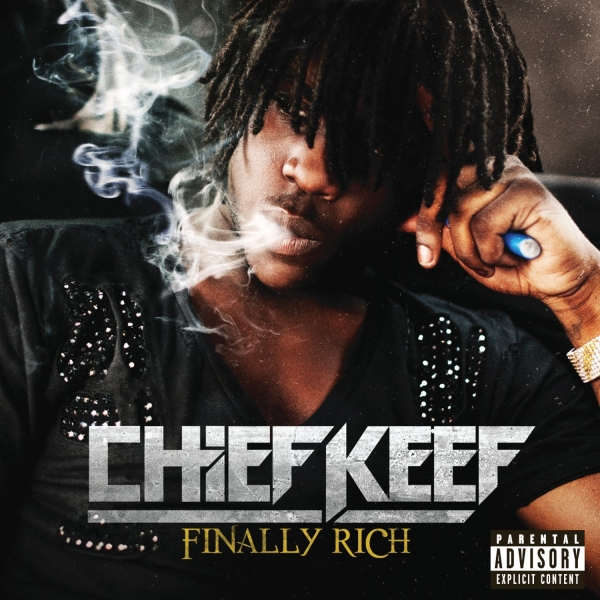 Chief Keef Finally Rich Cover Art