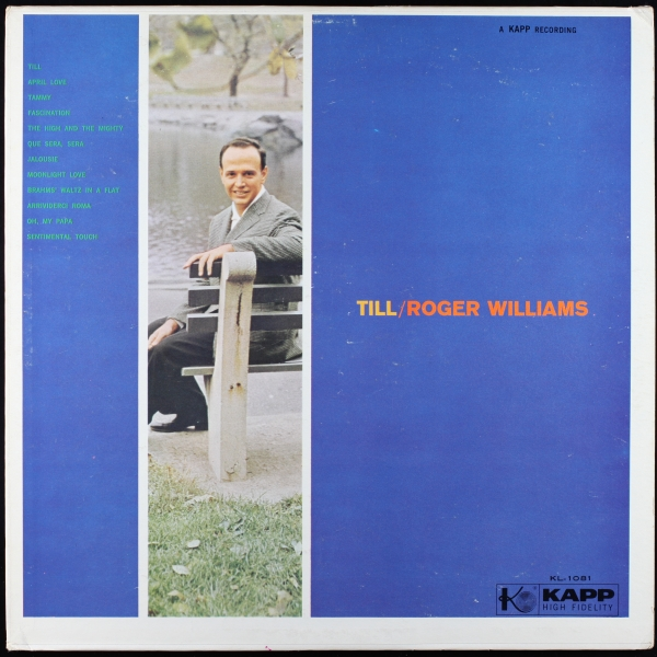 Roger Williams Till cover art