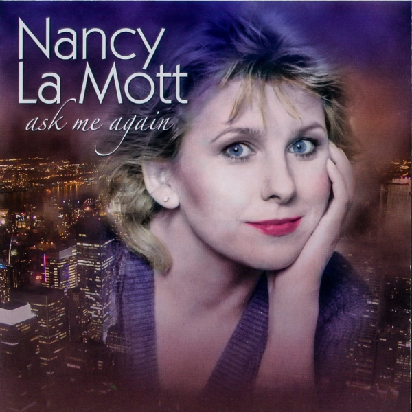 Nancy LaMott Ask Me Again cover art