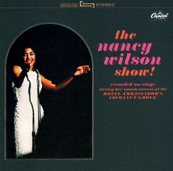 Nancy Wilson The Nancy Wilson Show! Cover Art