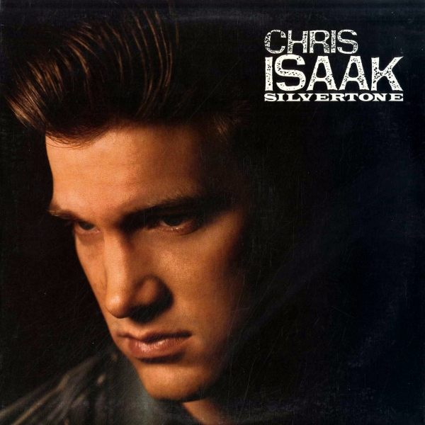 Chris Isaak Silvertone cover art