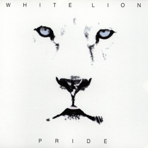 White Lion Pride cover art