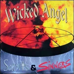 Wicked Angel Saints and Sinners cover art