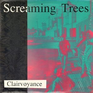 Screaming Trees Clairvoyance cover art