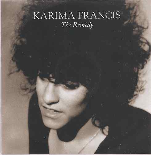 Karima Francis The Remedy Cover Art