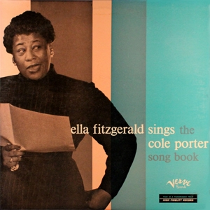 Ella Fitzgerald Ella Fitzgerald Sings the Cole Porter Song Book cover art