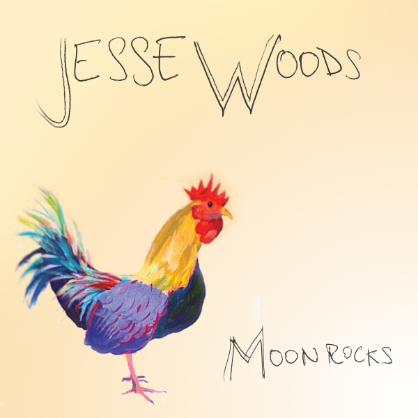 Jesse Woods Moon Rocks Cover Art