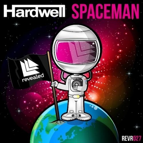 Hardwell Spaceman Cover Art