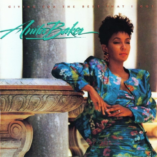Anita Baker Giving You the Best That I Got cover art