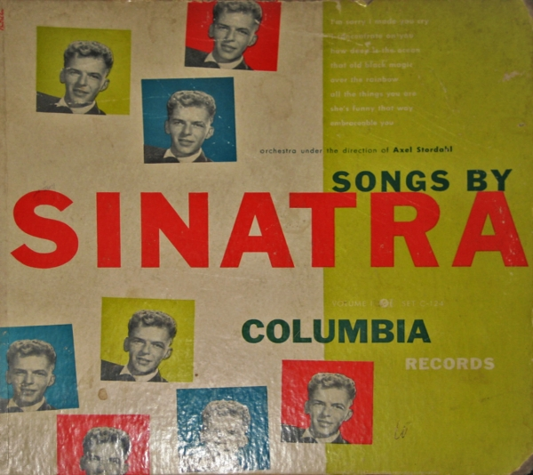 Frank Sinatra Songs by Sinatra cover art