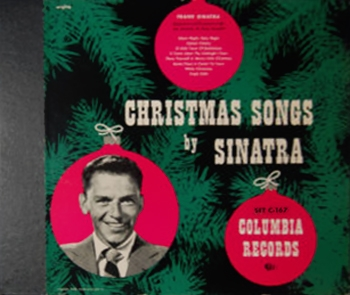 Frank Sinatra Christmas Songs by Sinatra cover art