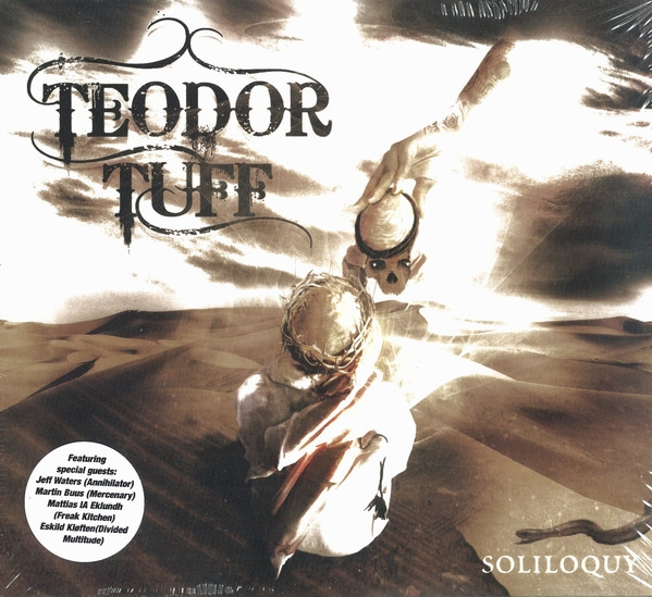 Teodor Tuff Soliloquy cover art
