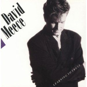 David Meece Learning to Trust cover art