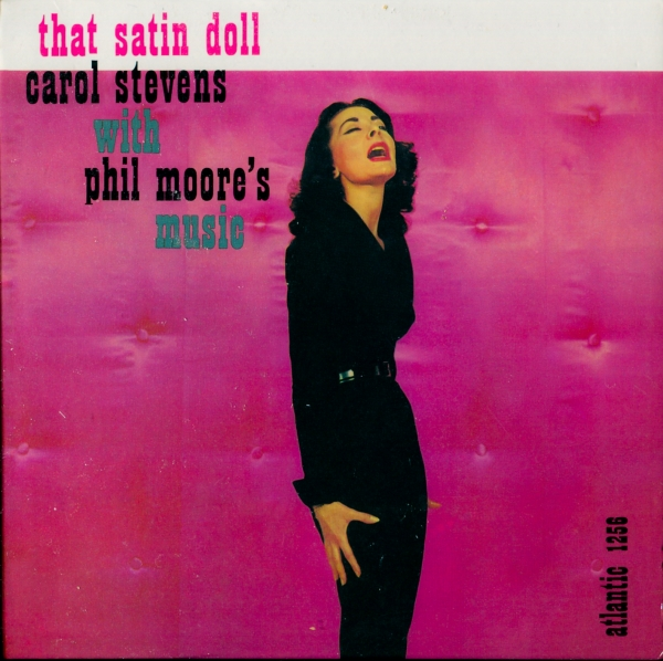 Carol Stevens That Satin Doll cover art